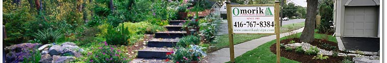 Omorika Toronto Landscaping Services